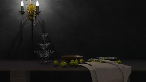 Pears  - by Tika 008