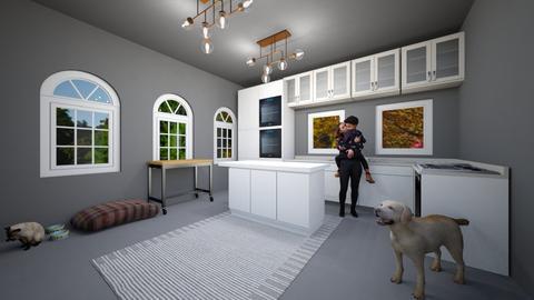 kitchen - Kitchen  - by otterluver