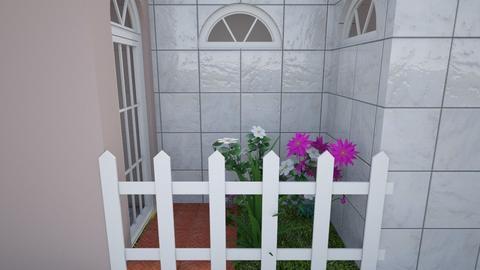 Casa 2 Qtos Nova - Modern - Garden  - by Mariesse Paim