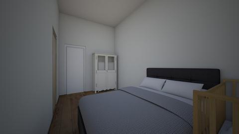 bedroom - Modern - Bedroom  - by imgguru