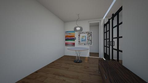 d - Living room - by agharthab