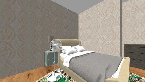 Room 1 - Modern - Bedroom  - by Jessey_snapgirl