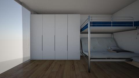 Iva i Dunja2020 - Kids room  - by djagoda