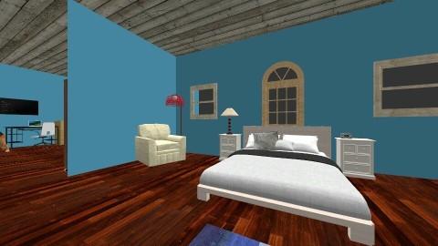 Bedroom 1 - Vintage - Bedroom  - by CMWdance4ever