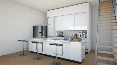 Kitchen - Classic - Kitchen  - by Brenda Zhao