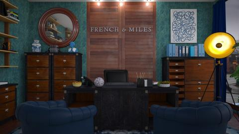 lawyer - Masculine - Office  - by donella