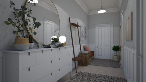 Welcoming Hallway - by mikaelahs