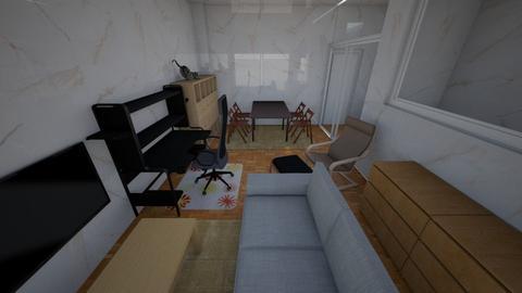 Pothoek living PCbijTV 3 - Living room  - by HenryLam2607