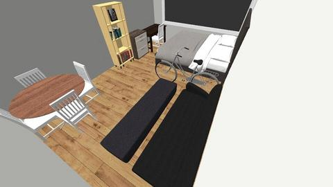 BED FAR - Modern - Bedroom  - by shawntell