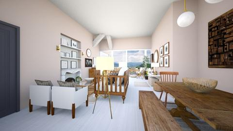 Vale - Living room  - by Ferplace
