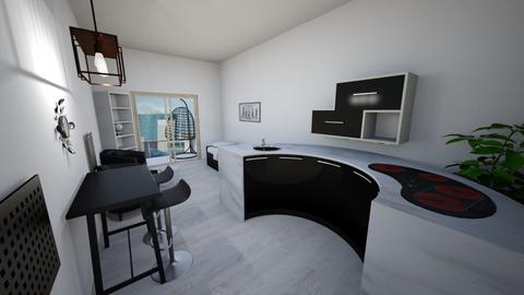 1 Room apartment  - by stacey patterson