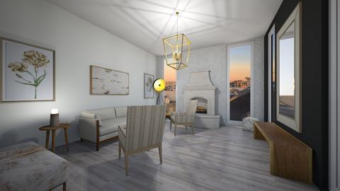 Apartment - Modern - Living room  - by jgmontanez