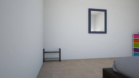 Main bedroom - Bedroom  - by paulsem