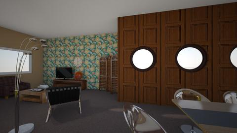front room - Modern - Living room - by benwilliam94