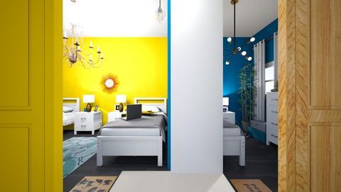Rooms - Modern - Bedroom  - by Jaesmyluck