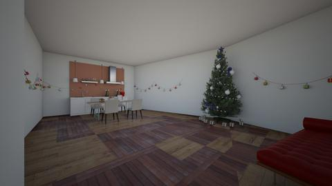 christmas - Living room  - by Briannaroomstyle