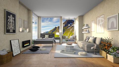 Nina De - Bedroom  - by Ferplace