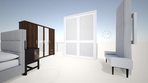 The best room in the worl - Modern - Bedroom - by Lucas Hoyos