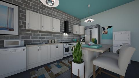 Kitchen Love - Kitchen  - by RettaLynn