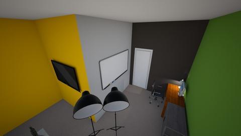 BETV Room Proposal - Modern - by cfischerBETV