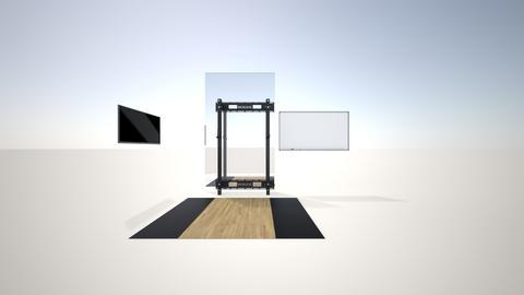 My Gym - by rogue_6aa524c0ebba461ffac310043e18c