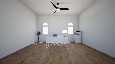 office - Modern - Office  - by lelandJ889