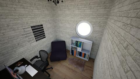 dreamy home office - Office  - by stacey patterson