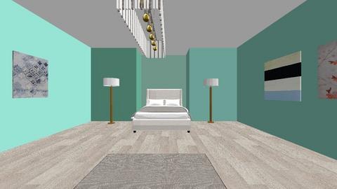 MOms dream room - Modern - Bedroom  - by Harmony Cooper