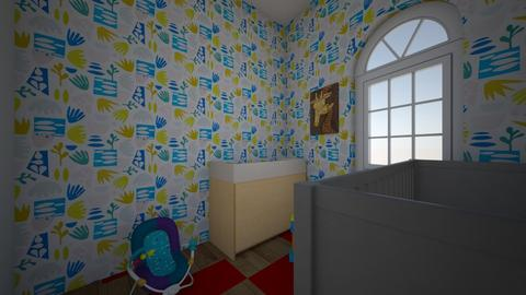 daycare  - Kids room  - by dixc2