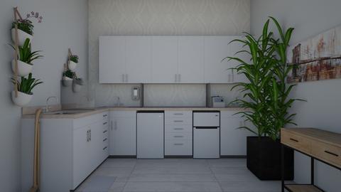 pltw kitchen - Kitchen  - by s8915059aniya