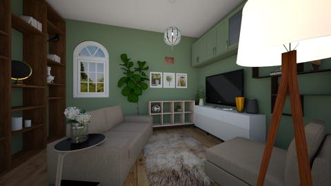 l - Living room - by Adrii
