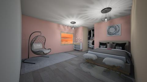 Remix  - Bedroom  - by ZolaKate