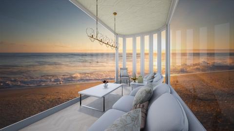 Sheer - Living room  - by emivim