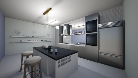 COZINHA 1 - Kitchen  - by bruna matos