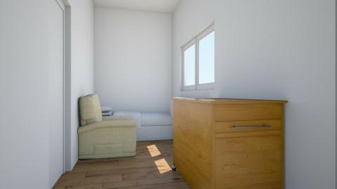 Ubytovanie Vrch1 - Retro - Living room  - by jaksoft