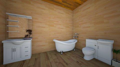 My Awesome Bathroom - Classic - Bathroom  - by lo_1001