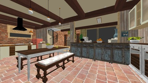 recomp - Kitchen - by DMLights-user-1118154