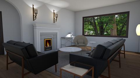 Wickline Living Room - by glorentson