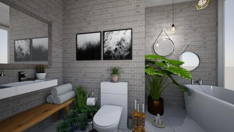 Bathroom - Classic - Bathroom  - by Homestyler2020
