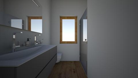 test - Bathroom  - by wiszenkaa1