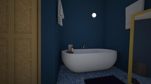 plainbathroom - by bllueeyedpaula