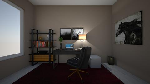 Small Office - by Puppylover5673