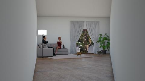 The natural living room - Living room  - by Lucy_lover