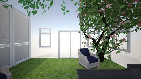 jardin - Garden  - by aresreverte