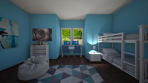 Bedroom For A - Bedroom - by house17