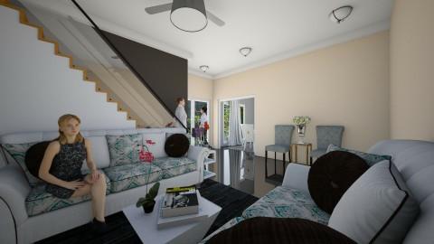 fun - Living room  - by anirah