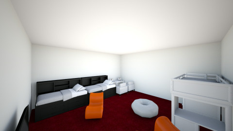 Dream Home - Modern - Kids room  - by Happyface_55