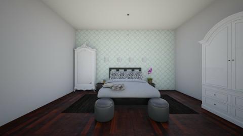 bedroom - Glamour - Bathroom  - by alleexxaa