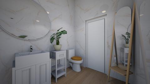 Pistachio - Bedroom  - by Arunicreative