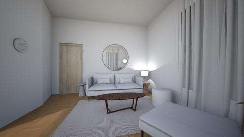 Living room rug small2 4 - Living room  - by MarikaMV